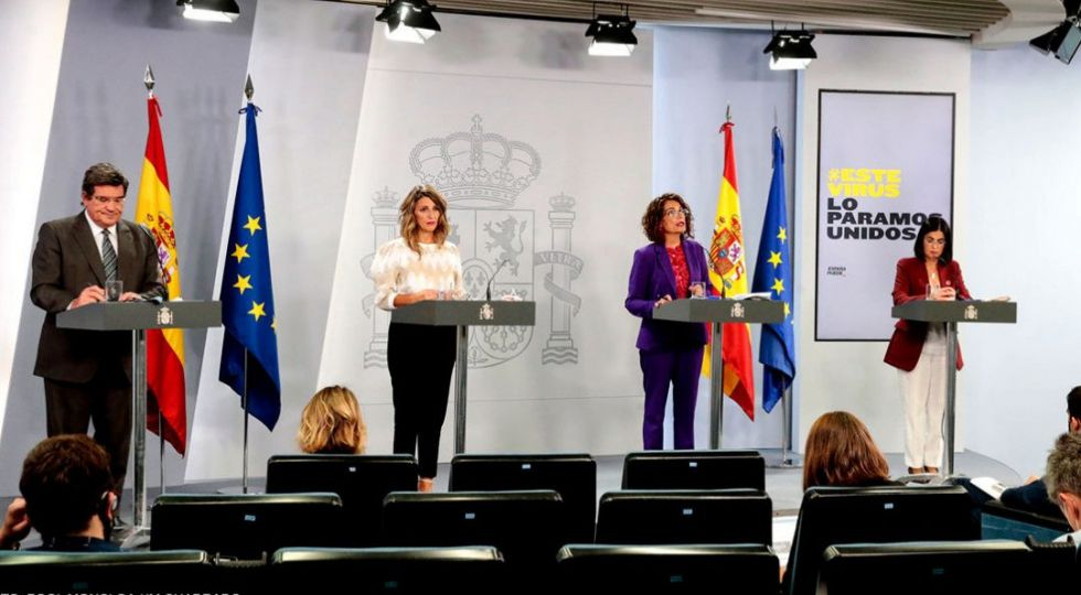El BOE publica la prórroga de los ERTE: éstos son los sectores afectados