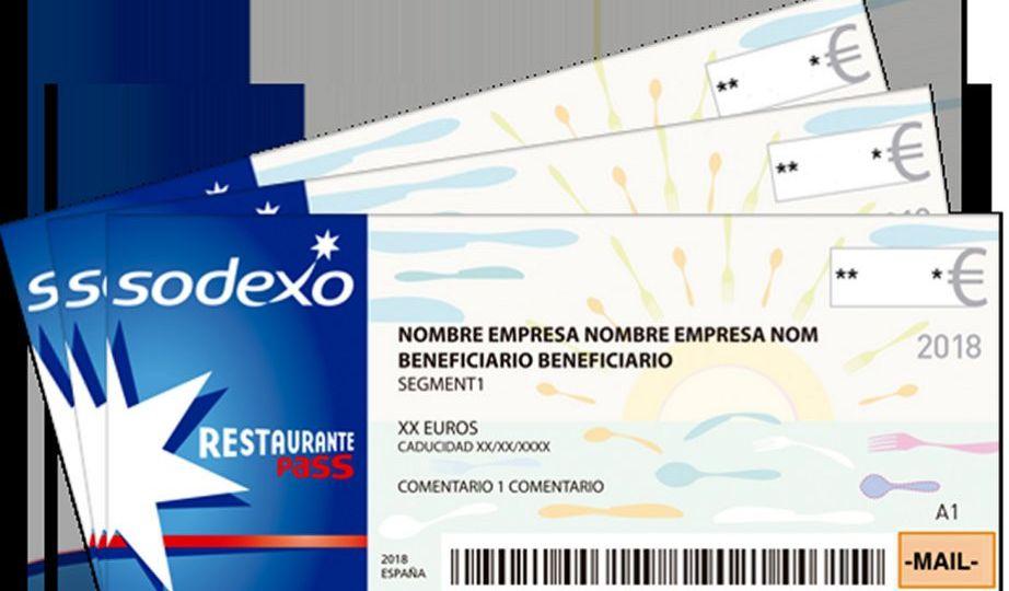 La tributación de los cheques restaurante tras la ley del teletrabajo
