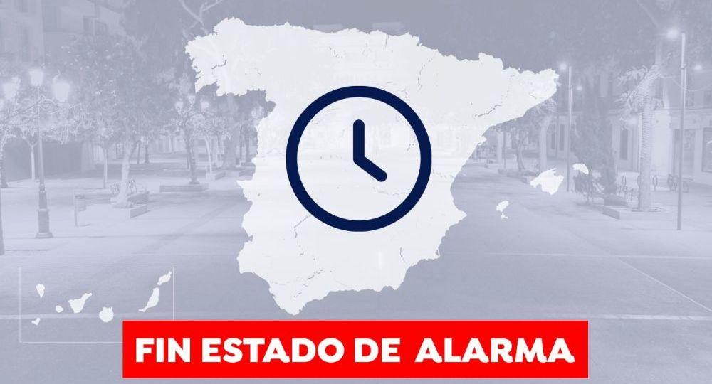 Medidas urgentes en el orden sanitario, social y jurisdiccional a aplicar tras el fin del estado de alarma